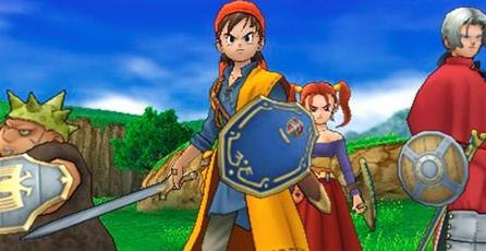 <em>Dragon Quest VIII </em>para 3DS tendrá un nuevo final