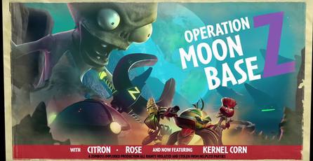 Gameplay en Moon Base Z - gamescom 2015