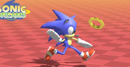 """Sonic Dreams Collection: """"los juegos que Sega nunca lanzó al mercado"""""""