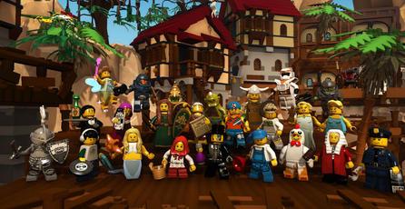 MMO de <em>LEGO</em> tiene un pobre desempeño entre el público