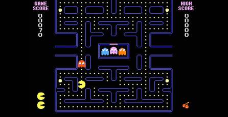 Mira los bocetos originales del creador de Pac-Man