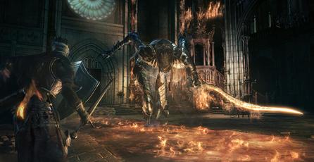 Nuevos screenshots de Dark Souls III