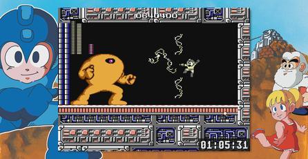 Nuevos screenshots de Mega Man Legacy