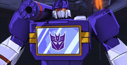 Nuevos screenshots de Transformers: Devastation