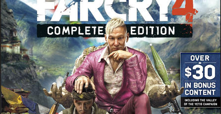 <em>Far Cry 4 Complete Edition</em> llegará a América