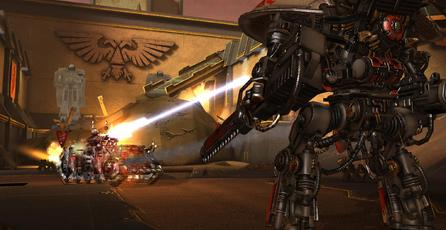 Primeros screenshots de Warhammer 40,000: Freeblade