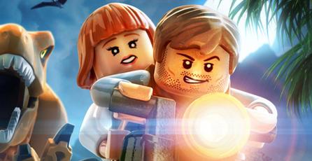 <em>LEGO: Jurassic World</em> fue el juego más vendido de julio en Estados Unidos