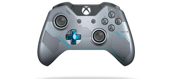 Lanzan nuevos controles de <em>Halo 5: Guardians</em> por $70 USD