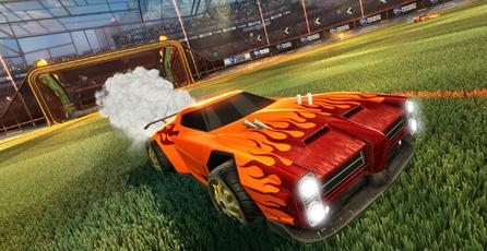 Primeros screenshots del DLC para Rocket League