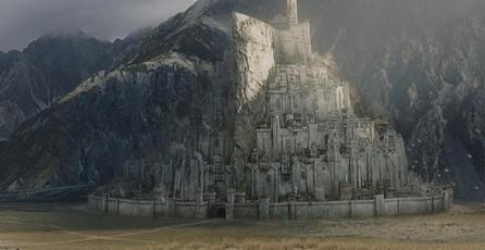 Buscan construir Minas Tirith en la vida real