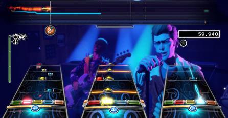 Screenshots de Rock Band 4