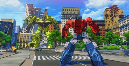<em>Transformers: Devastation</em> corre a 60fps en todas las consolas
