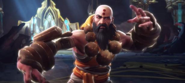 El Monje Kharazim ya está disponible en <em>Heroes of the Storm</em>