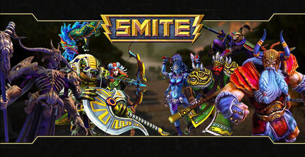 <em>SMITE</em> debuta como el primer MOBA de Xbox One