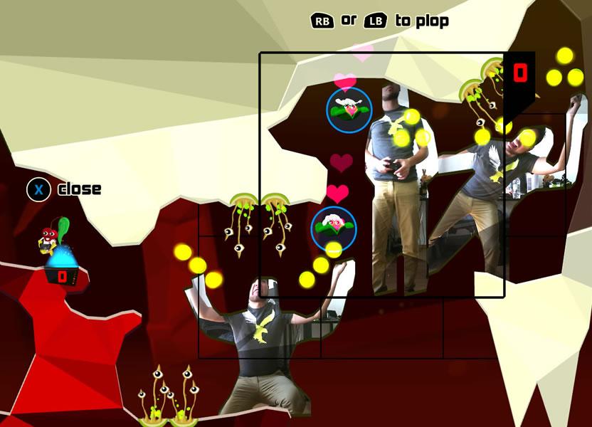 El Juego Mas Divertido Para Kinect Es Tambien El Mas Feo Levelup