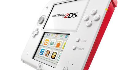 Nintendo reduce el precio del Nintendo 2DS