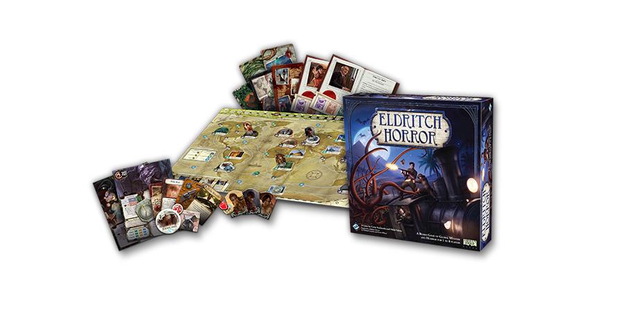 Los Mejores Juegos De Mesa Ambientados En El Mundo De H P Lovecraft