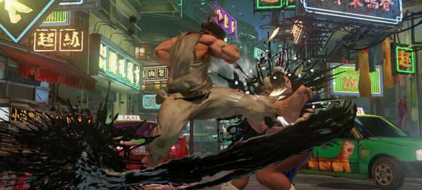 Llegarán noticias de <em>Street Fighter V</em> esta semana