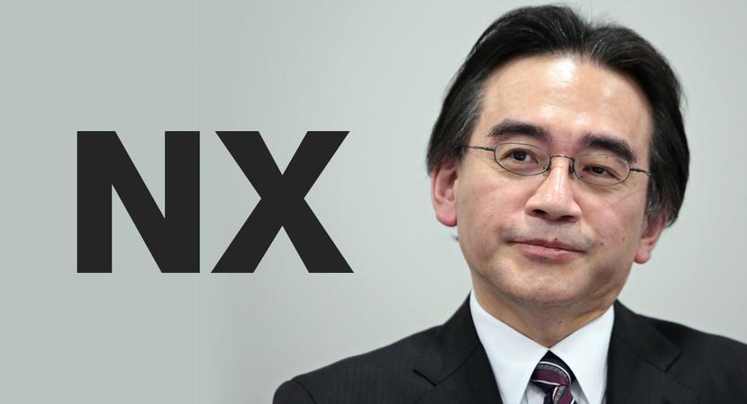 Iwata, la mente detrás del NX