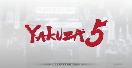 Nuevos screenshots de Yakuza 5