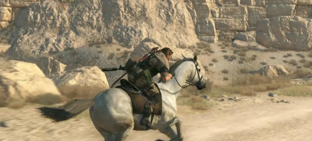 <em>Metal Gear Solid V: The Phantom Pain</em> tendrá companion app