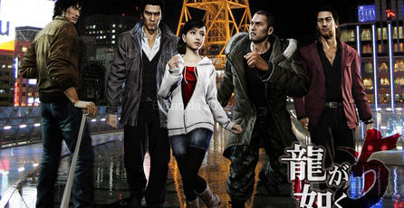 <em>Yakuza 5</em> incluirá todo el contenido descargable