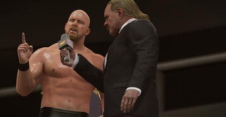 Nuevos screenshots de WWE 2K16