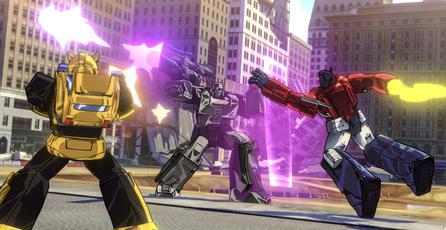 Mira los espectaculares combos de <em>Transformers: Devastation</em>