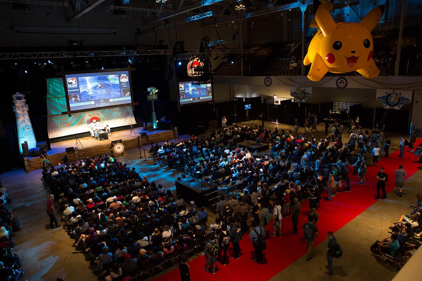 El evento más grande de Pokémon en el año