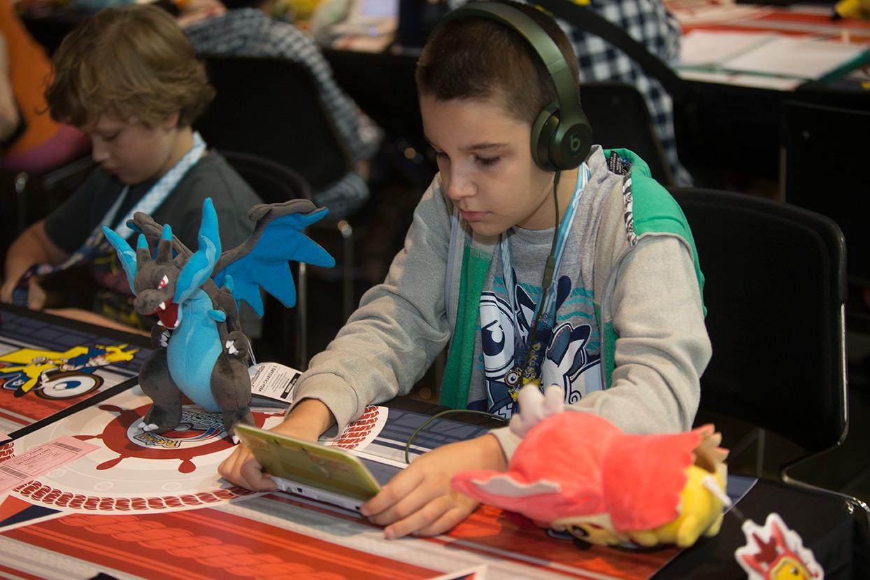 Más de 150 competidores se vieron las caras en los diferentes juegos y clasificaciones del torneo
