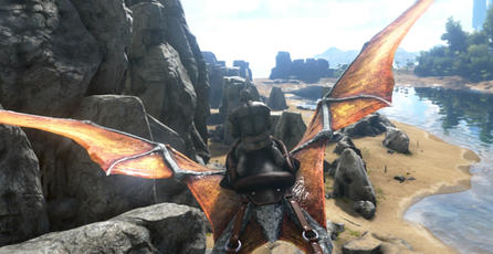 Juega <em>ARK: Survival Evolved</em> gratis en Steam este fin de semana