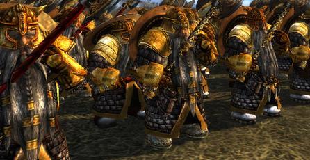 Presentan trailer de los enanos en <em>Total War: Warhammer</em>
