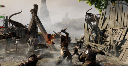 <em>Dragon Age: Inquisition</em> tendrá epílogo y parche mayor