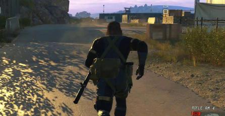 <em>Metal Gear Solid V: Ground Zeroes</em> recibe actualización