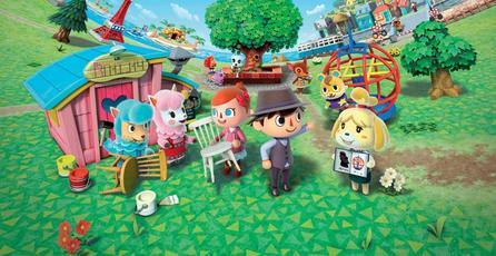 Nintendo presenta nuevos 3DS de <em>Animal Crossing</em> y <em>The Legend of Zelda</em>