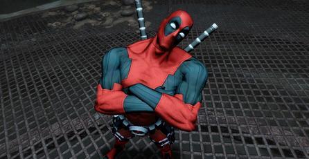 Deadpool revela que su juego llegará a Xbox One y PS4