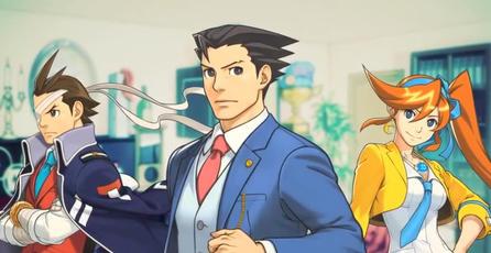 Anuncian <em>Ace Attorney 6</em> para Nintendo 3DS