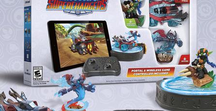 <em>Skylanders SuperChargers</em> será una experiencia completa en iPhone y iPad