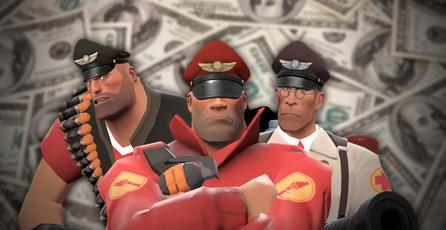 Los sombreros más caros de <em>Team Fortress 2</em>