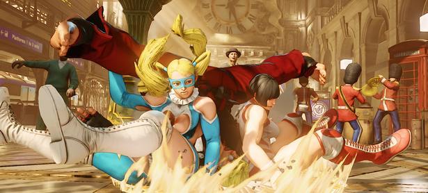 Mika podría vencerte con un solo golpe en <em>Street Fighter V</em>