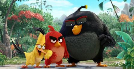 Así luce la película de <em>Angry Birds</em> hasta ahora