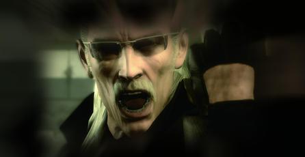 Jefes de <em>Metal Gear Solid</em>