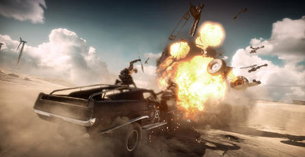 Ve las diferencias de <em>Mad Max</em> en Xbox One y PlayStation 4