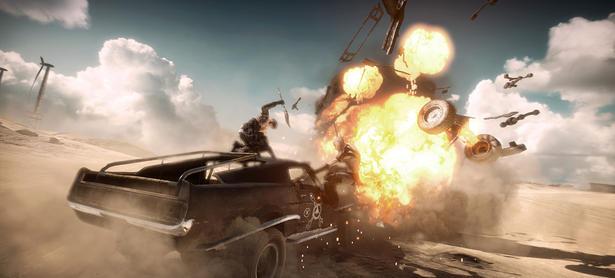 Ve las diferencias de <em>Mad Max</em> en Xbox One y PlayStation 4
