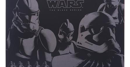 Nueva línea de juguetes de Star Wars
