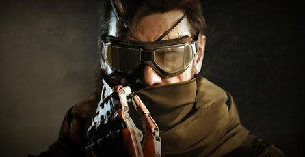 <em>Metal Gear Solid V: The Phantom Pain</em>