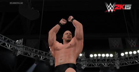 Stone Cold reta a luchadores legendarios en este trailer de <em>WWE 2K16</em>