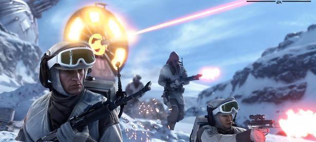 Detallan modo Drop Zone para <em>Star Wars: Battlefront</em>