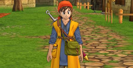 Mira la comparación de <em>Dragon Quest VIII</em> entre 3DS y PS2