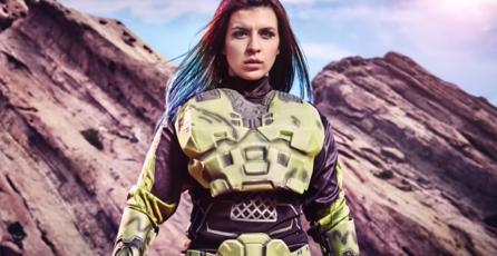 Kat Gunn, la gamer profesional con más ingresos por jugar <em>Halo</em>